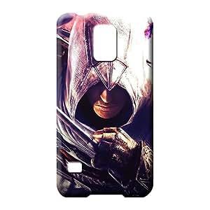 samsung galaxy s5 cell phone shells Hot Style case Hd assassins creed brotherhood ezio