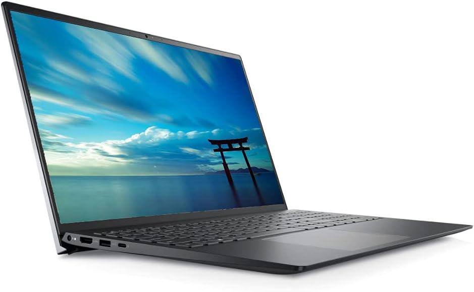 2021 Dell Vostro 15 5000 5510 15.6 Business Laptop 11th Gen Intel Core i7-11370H 4-Core, 16G RAM 512G SSD 15.6 FHD Screen,Intel Iris Xe Graphics, Backlit KB, FP Reader,Win10 PRO