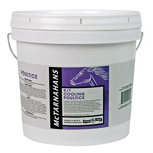 McTarnahans Medicated Poultice RT 23 lb