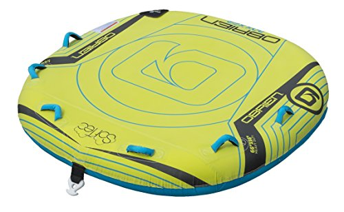 O'Brien Boxxer Soft Top 2-Person Towable Tube Comfort Top Towable Tube