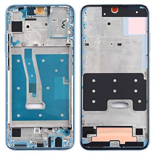 (Mobile Phone Full Housing Cover Front Housing LCD Frame Bezel Plate for Huawei Honor 10 Lite (Pink) Full Housing Cover (Color : Blue) )