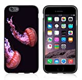 jelly fish phone cases - Jelly Fish Purple And Pink Case / Cover For Iphone 6 or 6S by Atomic Market
