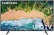"Samsung Smart TV 50"" 4K UHD UN50NU710DFXZA (Ren"