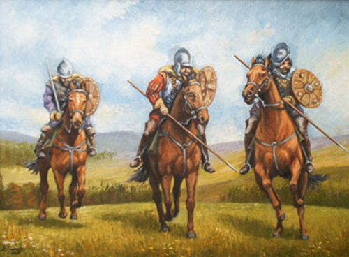 Ballads Of The Anglo/Scottish Border Reivers