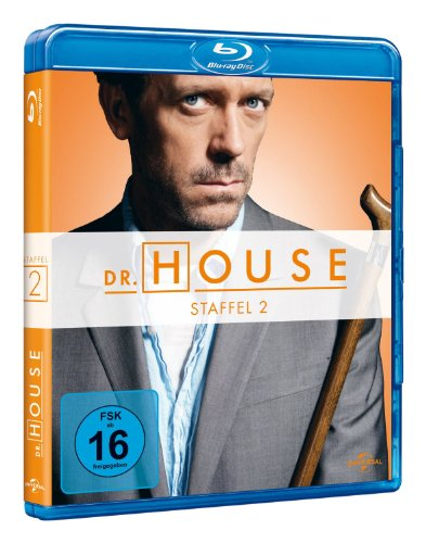 House M.D. : The Complete Second Season [Blu-ray]