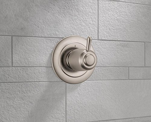 Delta T11800-SS 3 Setting Diverter Trim, Stainless by DELTA FAUCET (Image #2)