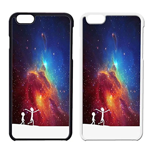 Rick And Morty Star Viewing 2 Cover iPhone Case Cover iPhone 6 Case or Cover iPhone 6S Black Plastic H4L5QAM