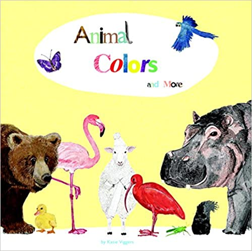 Book Animal Colors and More