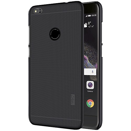 best sneakers 1fd4d 160ea Huawei P8 Lite 2017 Case,IVSO Slim Hard Shell Case for Huawei P8 Lite 2017  Smartphone (For Huawei P8 Lite 2017, Black)