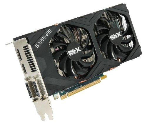 Sapphire Radeon HD 7850 OC 2GB DDR5 HDMI/DVI-I/DVI-D/DP PCI-