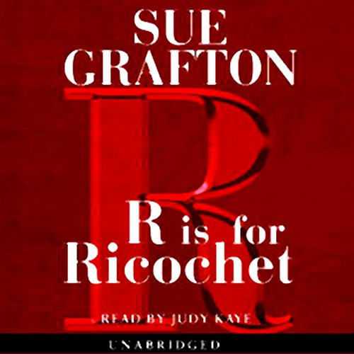 R is for Ricochet Audiobook [Free Download by Trial] thumbnail