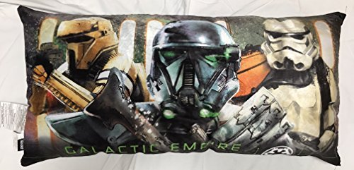 Star Wars Galactic Empire Kids Body Pillow 18 x 36