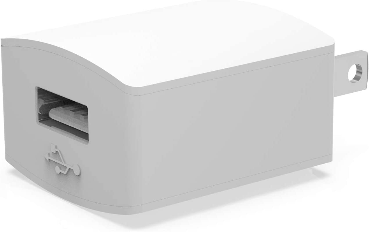 AC Charger Adapter Fit for  Kindle Paperwhite E-reader with 5ft Micro USB Cable(White): Electronics