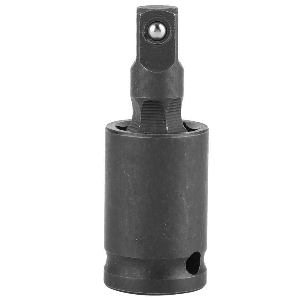 Pneumatic Wrench Universal Joint Swivel Socket Set Swivel Drive Adapter Reducer Air Impact Wobble Socket 1//4inch