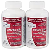 Member's Mark 650 mg Arthritis Pain Tablets (200 ct., 2 pk.) (pack of 6)