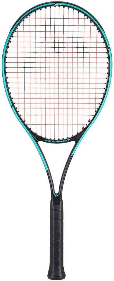 Gravity Mp unbesaitet 295g Tennisschläger Türkis-Koralle NEU HEAD Graphene 360