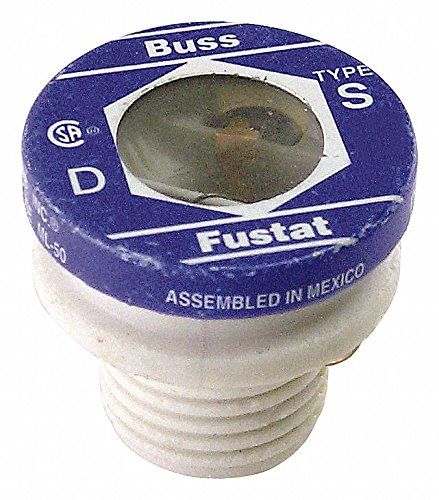 30A Time Delay Indicating Fuse; S Series