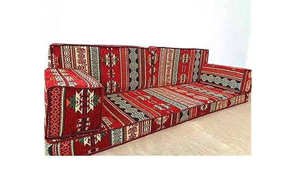 Phenomenal Amazon Com Arabic Sofa Arabic Floor Sofa Arabic Floor Creativecarmelina Interior Chair Design Creativecarmelinacom