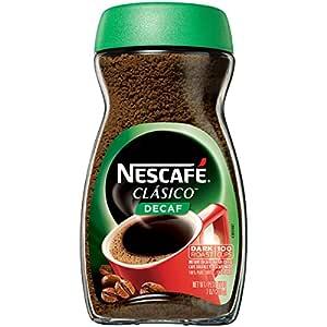 Nescafe Clasico Decaf, 7 oz