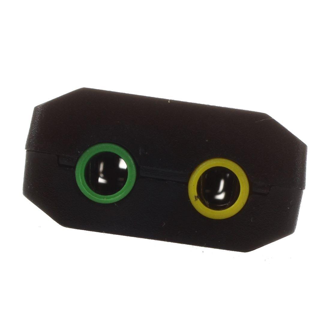 Cikuso USB 3D Audio Sound Card miniphone Earphone Adapter