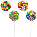 Swirl Pops - Lollipop Suckers (1-Pack of 12)