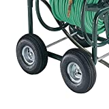 AMES 2380500 Estate 4-Wheel Steel Wagon, 400-Foot
