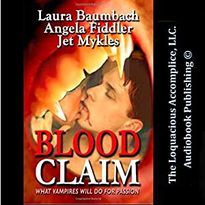 Blood Claim Audiobook