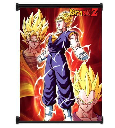Dragon Ball Z Anime Fabric Wall Scroll P Buy Online In China At Desertcart