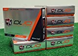 6 Dozen Wilson Staff Duo Orange Golf Balls