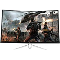 Crossover C320F 144 ECO Unbelievable Curved Gaming Monitor, Ultra Slim Bezel, Free Sync (AMD), 144/165Hz FHD/1ms (OD), Gaming Mode (Cross Hair Target), PIP/PBP, HDMI, Flicker Free, Anti-Glare