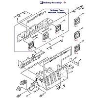 Hp Laserjet 9000 Rg5-5643-080cn Delivery Assembly