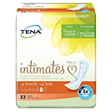 Tena Incontinence Pads for Women, Ultimate, 33 Count - (Packaging May Vary)