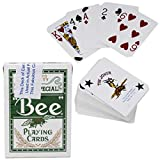 DD Bee Casino Playing Cards - Used Product Assorted (Units per case: 144)