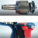 Trapano-Avvitatore-a-Impulsi-Attacco-a-Batteria-Motore-Brushless-In-Scatola-280NmCaricatore-RapidoMandrino-Metallico-Autoserrante