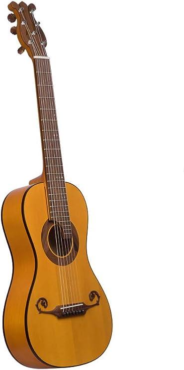 Guitarra acústica rusa original de 7 cuerdas. Modelo 1813 año ...