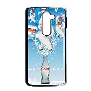 Coca Cola LG G2 Cell Phone Case Black Customize Toy zhm004-3871393