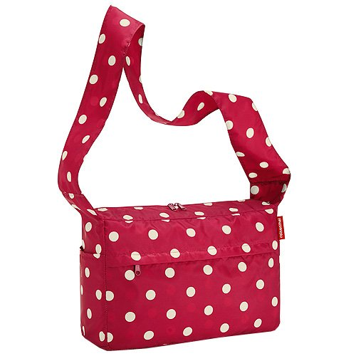 Reisenthel al3014 Citybag Mini Maxi Sac Ruby dots