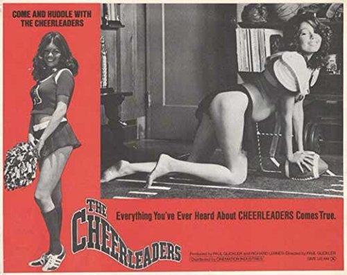 Cheerleaders Poster Movie C Stephanie Fondue Denise Dillaway Jovita Bush Debbie Lowe