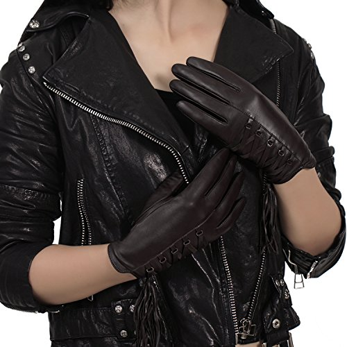 Leather Glvoes - 4