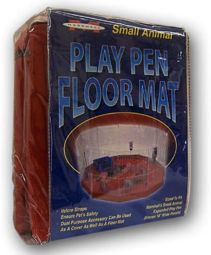 Marshall Small Animal Playpen Mat Cover