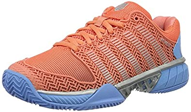 Image Unavailable. Image not available for. Colour  K-Swiss Performance Women s  Hypercourt Express Hb Tennis Shoes d81a0834310