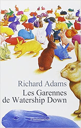 Les Garennes de Watership Down - Richard Adams