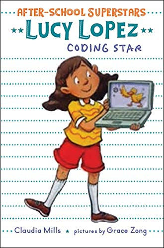Book Cover: Lucy Lopez: Coding Star