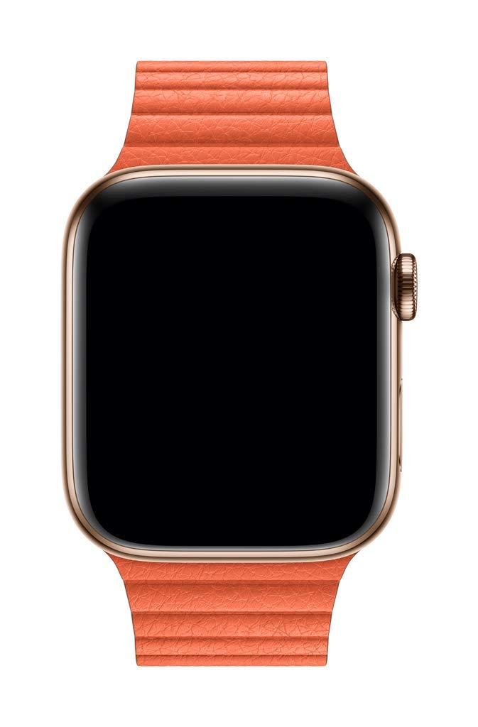 Apple Watch Leather Loop (44mm) - Sunset - Medium by Apple (Image #3)