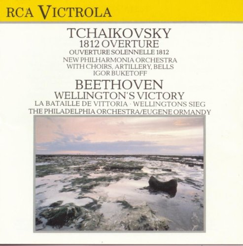 Price comparison product image Tchaikovsky 1812 Overture / Beethoven Wellington's Victory