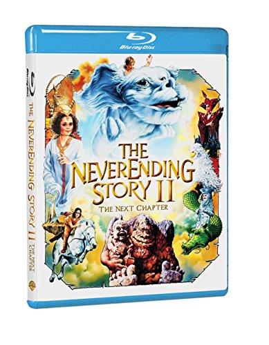 Neverending Story II: Next Chapter [Blu-ray]