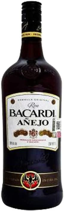 Ron - Bacardi Añejo 1L