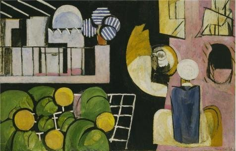 [Oil Painting 'The Moroccans 1916 By Henri Matisse' Printing On Perfect Effect Canvas , 30x47 Inch / 76x119 Cm ,the Best Hallway Decor And Home Artwork And Gifts Is This Imitations Art DecorativePrints On] (Animal House College Costumes Tshirt)