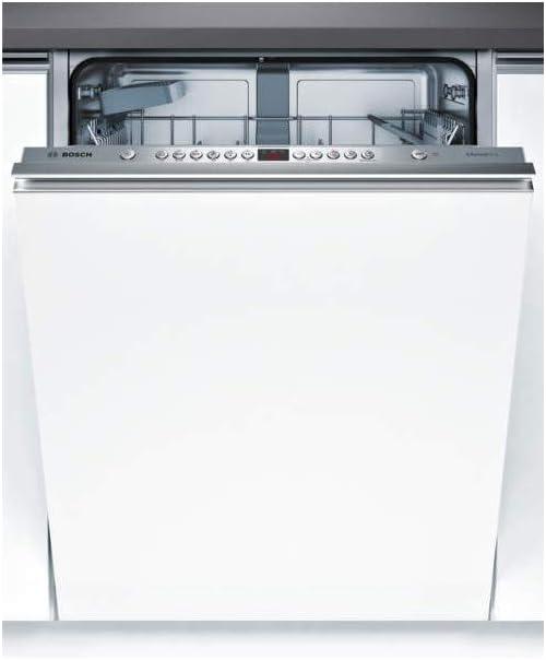 Bosch SBV46CX00E lavavajilla Totalmente integrado 13 cubiertos A++ ...