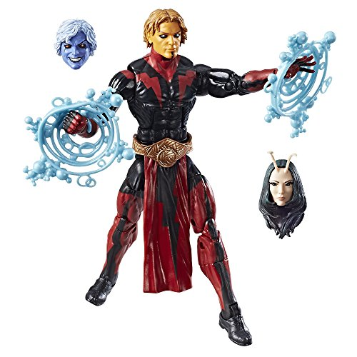 Marvel Guardians of the Galaxy Legends Series Cosmic Protectors: Adam Warlock, 6-inch